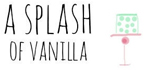 A Splash of Vanilla