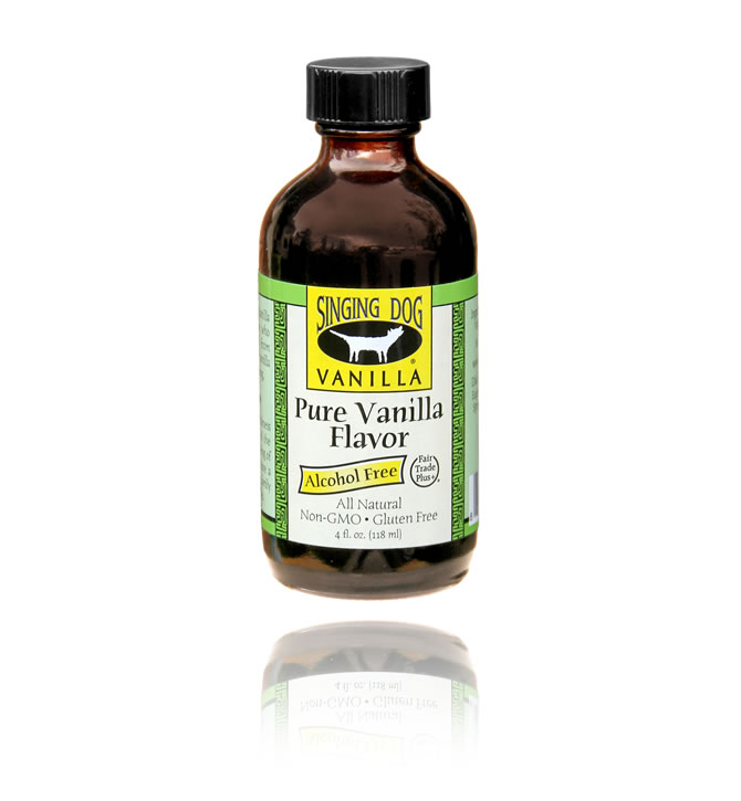 Vanilla extract alcohol content
