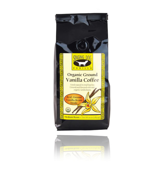 Vanilla Coffee medium Roast