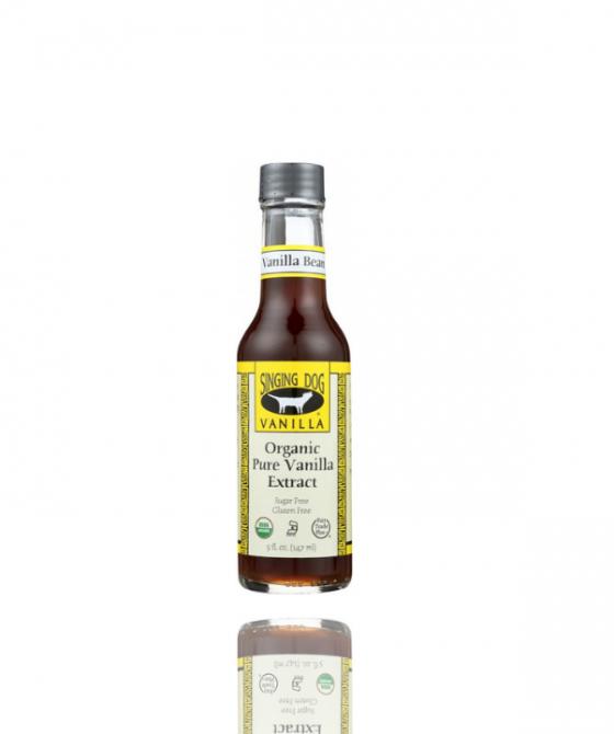 Top Selling Organic Vanilla Products | Singing Dog Vanilla