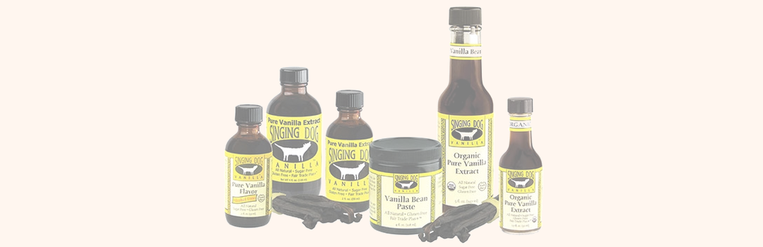 wholesale vanilla products
